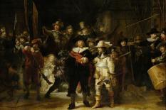 Реставрацию «Ночного дозора» Рембрандта проведут в прямом эфире