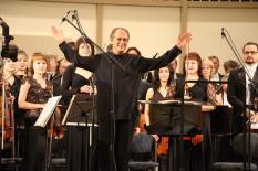 Четвертый симфонический форум готовится принять Екатеринбург