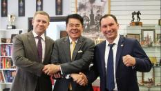 УрФУ планирует увеличить поток студентов из Таиланда