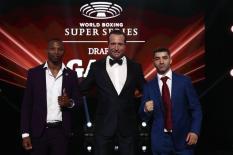 Екатеринбург примет бои 1/4 финала Всемирной боксерской суперсерии