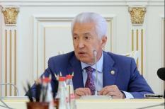 Глава Дагестана госпитализирован в Москве