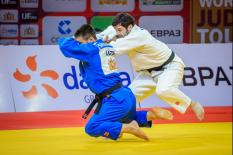 Назван состав сборной России на первый в истории командный Чемпионат Европы по дзюдо (фото)