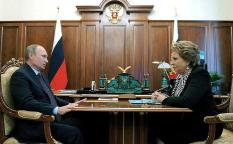 Нарышкин может сменить Матвиенко в Совете Федерации