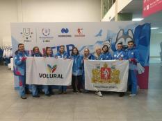 Свердловчанин вошел в число лучших волонтеров Универсиады в Красноярске