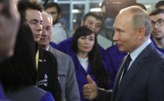 Путин рассказал, каким для него был 2019 год