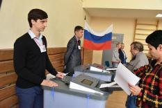ЦИК опубликовал первые результаты довыборов по Серовскому округу