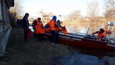 Паводок на Среднем Урале отрезал от мира 27 населенных пунктов