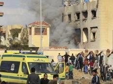 Число жертв теракта в Египте выросло до 155 человек