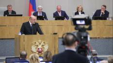 Госдума одобрила назначение Мишустина на пост премьер-министра РФ