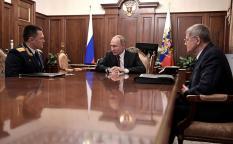Путин предложил Чайке должность полпреда президента на Северном Кавказе