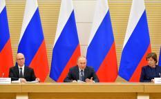 Путину предложили провести голосование по поправкам к Конституции 22 апреля