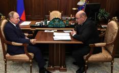 Путин рассказал, почему выбрал Мишустина на пост главы правительства