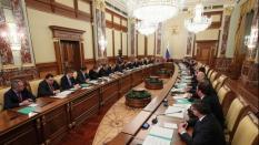 Александр Грибов назначен замруководителя аппарата правительства РФ