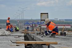 На строительство ЕКАД выделят дополнительно 2 млрд. рублей