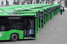 В Орле появятся 60 новых низкопольных автобусов