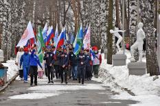 Уральцы сделали 10 000 шагов к здоровому образу жизни (фото)
