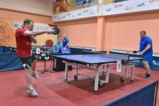 В Екатеринбурге завершился турнир по настольному теннису «Уральская шляпа» (фото)
