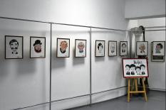Выставка Андрея Чеснокова: Ба, знакомые все «Лица» (фото)