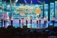 В Екатеринбурге отметили юбилей старейшего вуза (фото)