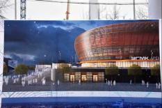 Стоимость «Ледовой арены» в Екатеринбурге выросла до 23 млрд.