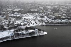 В конце недели на Среднем Урале будет снежно и морозно