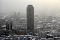 Февраль прощается со Средним Уралом снежной и ветреной погодой