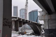 Макаровский мост может быть сдан досрочно (фото)