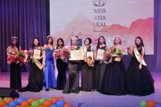 Мисс Азия Урал выбрали в уральской столице (фото)