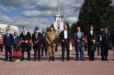 На Среднем Урале почтили память жертв терактов (фото)