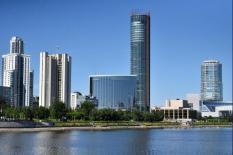 Екатеринбург празднует свой исторический день рождения