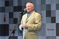 Анатолий Карпов: EURASIA OPEN – станет знаковым событием в мире шахмат (фото)