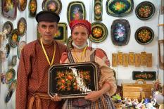 Традиционный фестиваль ремесел и промыслов собрал мастеров со всего Урала (фото)