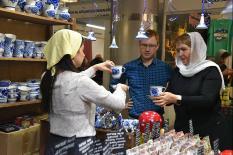 В Екатеринбурге открылась выставка-ярмарка православной продукции со всего мира (фото)