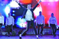 В Екатеринбурге состоялся фестиваль ансамблей песни и пляски Росгвардии (фото)