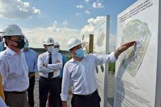 В Екатеринбурге началось строительство деревни Универсиады-2023 (фото)