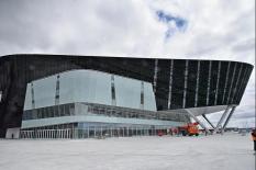 В Екатеринбурге завершилось строительство конгресс-центра