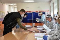 Первые итоги голосования: свыше 66% свердловчан поддержали поправки