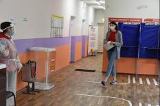 В Свердловской области открылось 2,5 тыс. избирательных участков