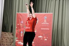 Болельщики проголосуют за девиз сборной России