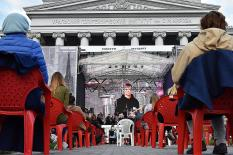 Выступление The Hatters завершило традиционный Венский фестиваль в Екатеринбурге (фото)