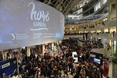Свердловские студенты выбирали свое будущее в ведущих компаниях страны (фото)