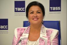 Пресс-конференция Анны Нетребко: новая роль и выступление в МВЦ «Екатеринбург-ЭКСПО» (фото)