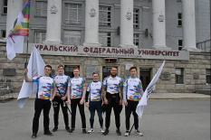 Екатеринбург вышел «Навстречу Универсиаде» (фото)