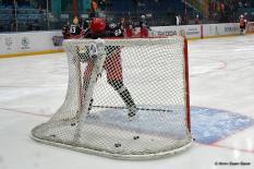 Российская молодежка вышла в полуфинал хоккейного ЧМ-2019