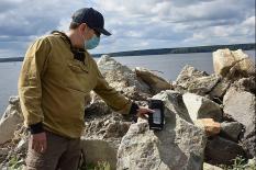 Экологи проверили радиационный фон в окрестностях Белоярской АЭС (фото)