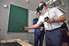 В уральской столице появилась гимназия с кластером IT-технологий
