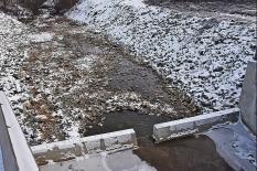 Капремонт плотины в Горном Щите защитил от затопления 40 гектар территории (фото)