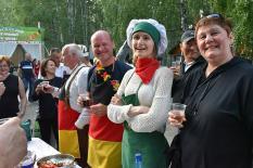 Кухня объединила дипломатов (фото)