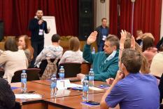 На Урале началось обучение наблюдателей на предстоящие осенью выборы (фото)