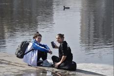 Весна идет, весне дорогу: фоторепортаж с улиц Екатеринбурга